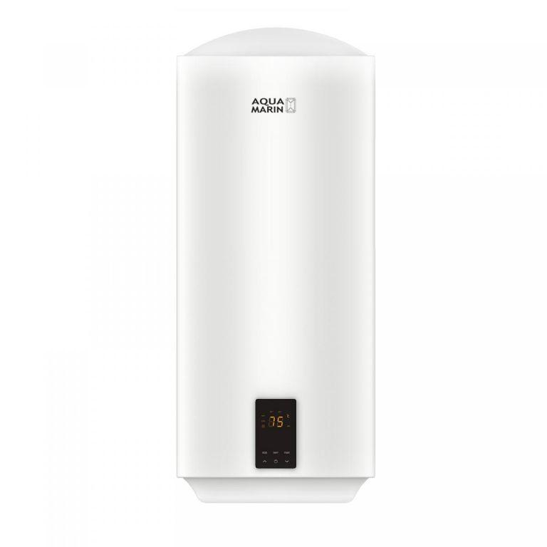 AQUAMARIN Elektrický  závěsný ohřívač vody 100 L, bílý