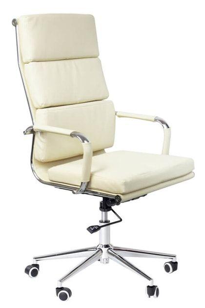 Kancelářská židle MISSOURI – béžová