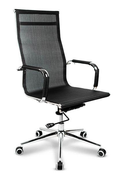 Kancelářská židle Havaj PLUS - černá