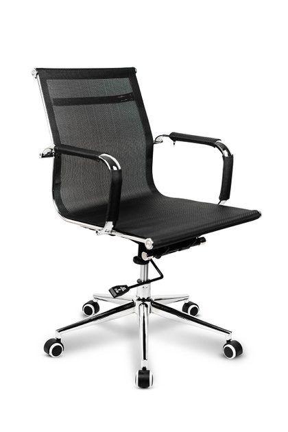 Kancelářská židle Havaj - černá