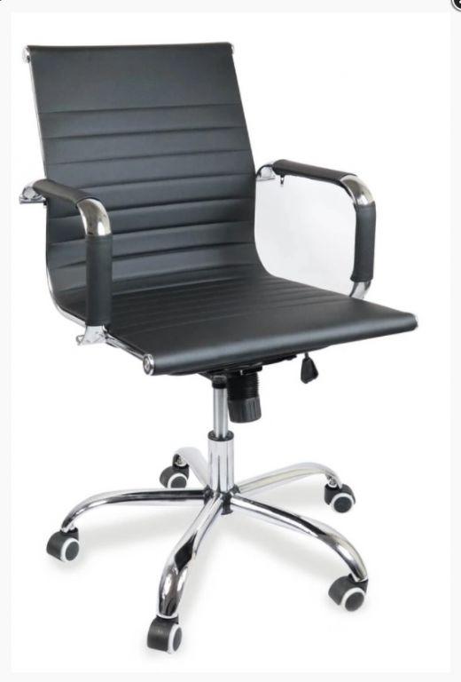 Kancelářská židle Aruba, černá
