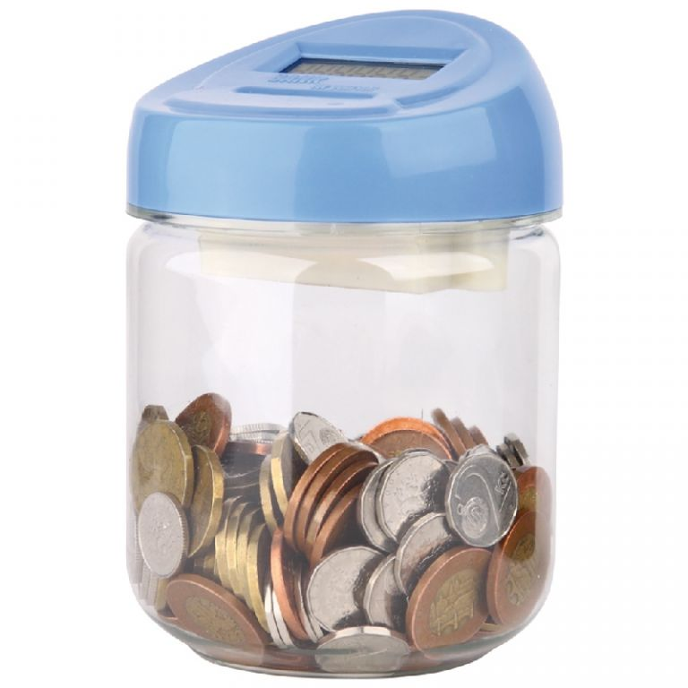 Pokladnička s funkcí počítání peněz