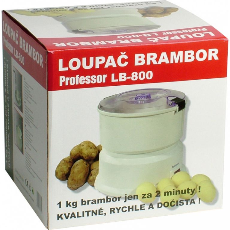 Loupačka brambor Professor LB-800