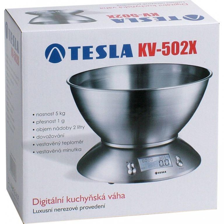 Váha kuchyňská TESLA KV-502X