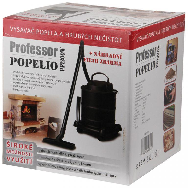 Vysavač Professor Popelio PP1200W