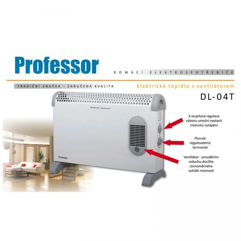 Konvektor Professor DL04T