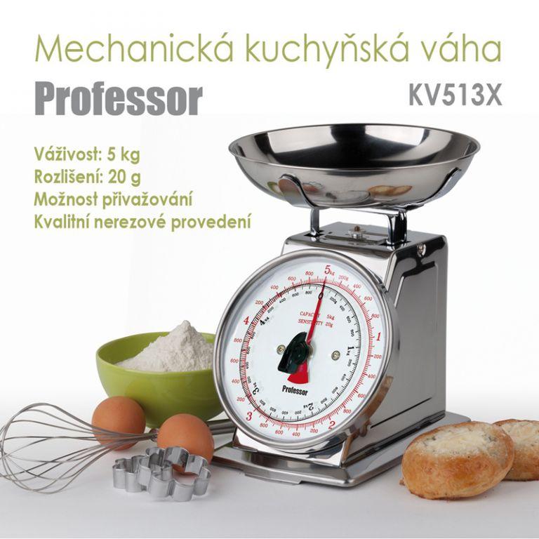 Váha kuchyňská Professor KV513X