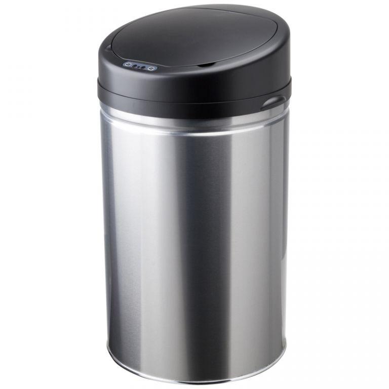 Odpadkový koš bezdotykový DuFurt OK30KX + RYCHLÉ DODÁNÍ