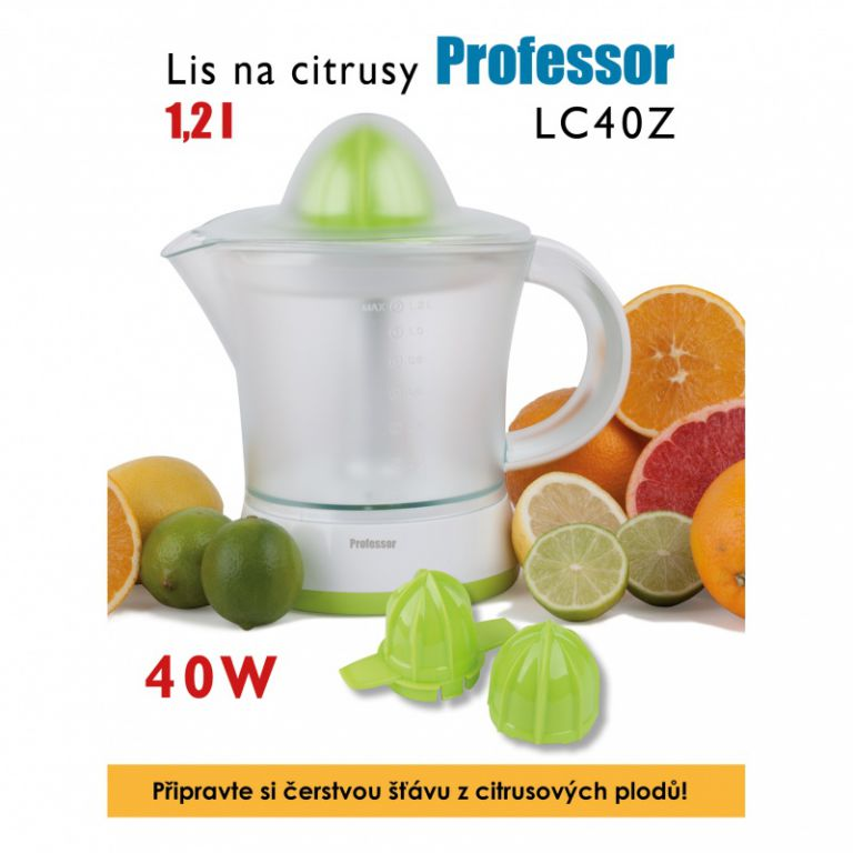 Lis na citrusy Professor LC40Z