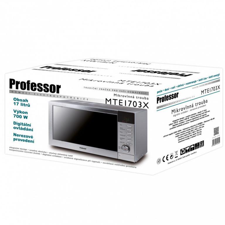Mikrovlnná trouba Professor MTE1703X