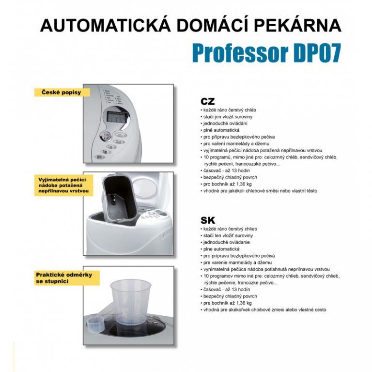 Pekárna Professor DP07