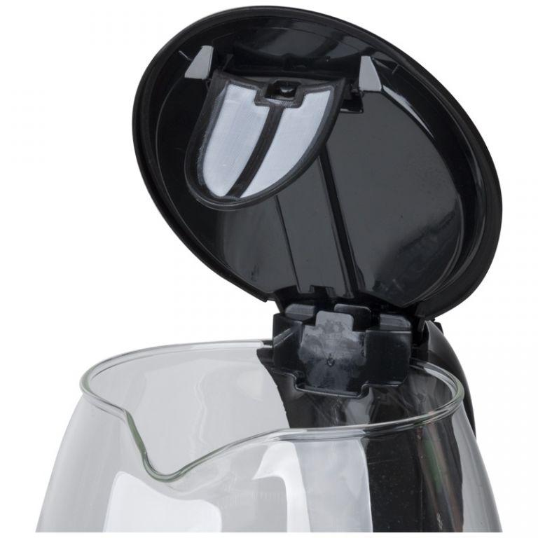 Konvice Professor CZ236GB skleněná černá