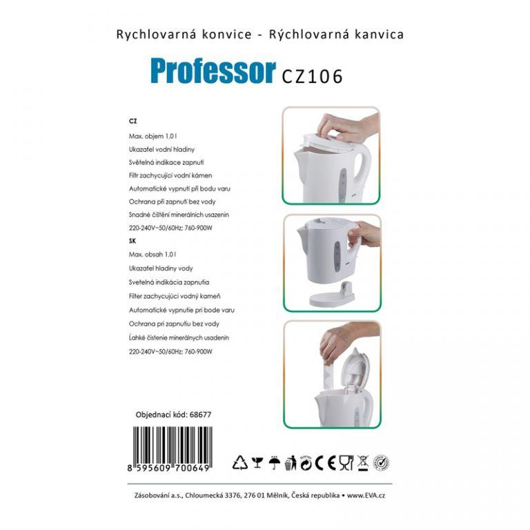 Konvice Professor CZ106