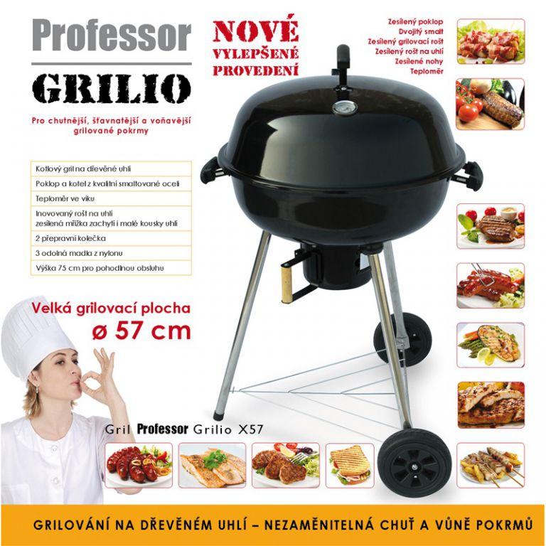 Zahradní gril Professor GRILIO X57