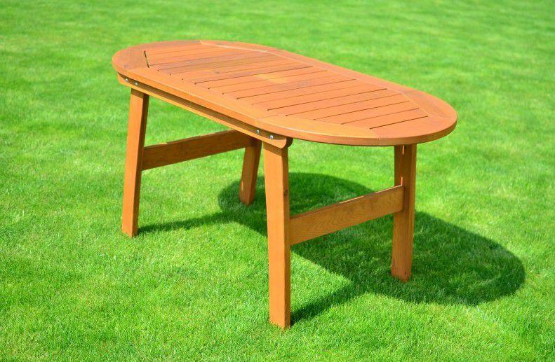 Zahradní dřevěný stůl EDEN FSC