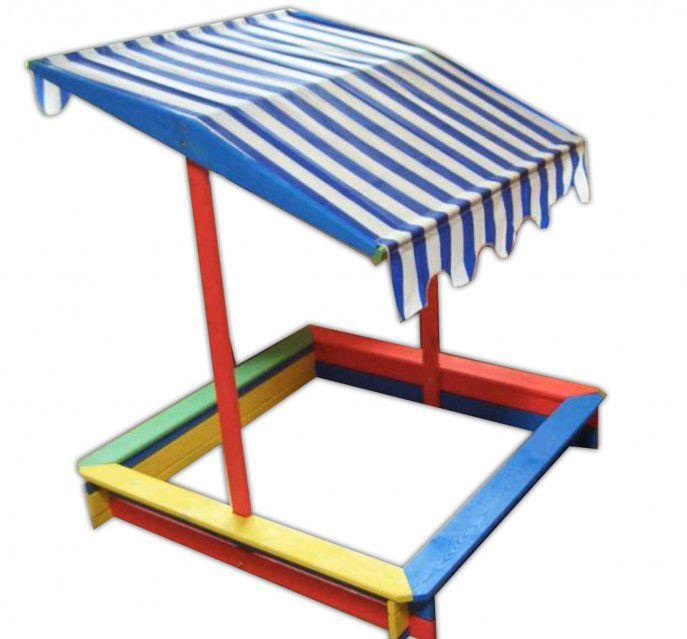 Dětské pískoviště se stříškou FSC