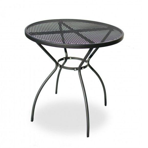 Zahradní kovový stůl ZWMT-06
