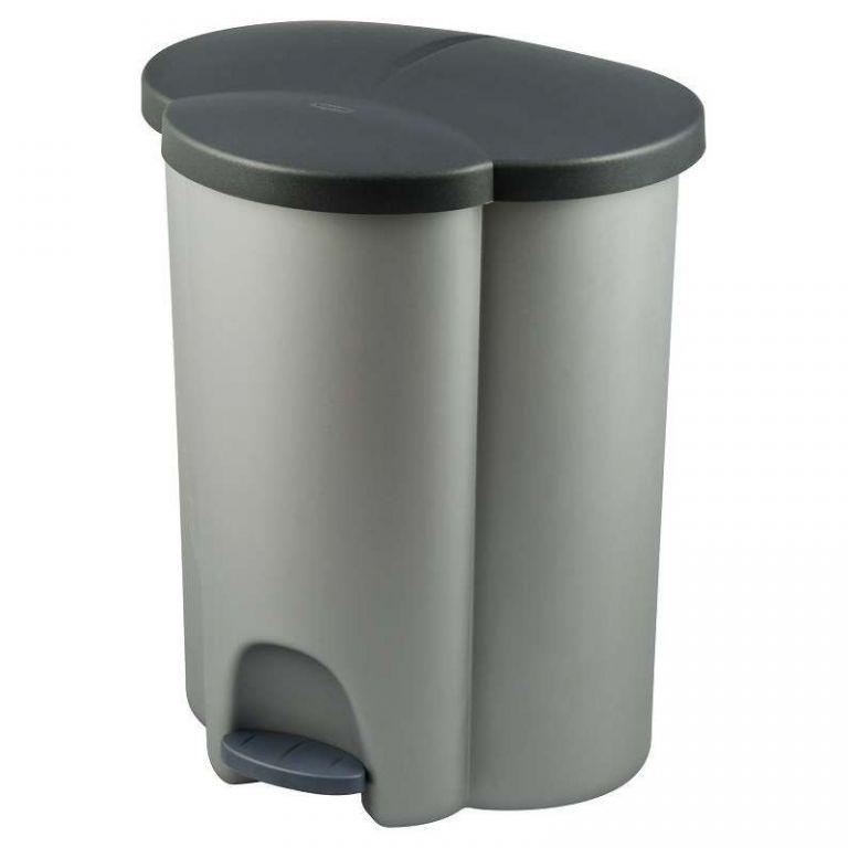 Koš odpadkový TRIO na tříděný odpad CURVER