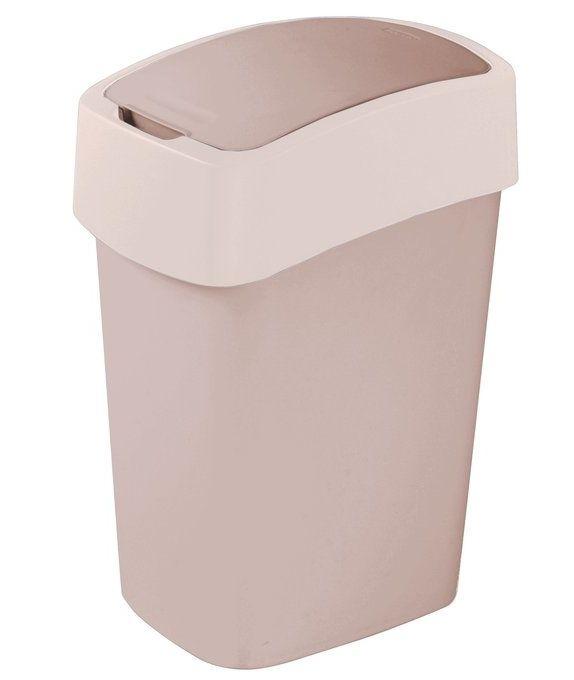 Odpadkový koš Flipbin 10 l - savanna CURVER