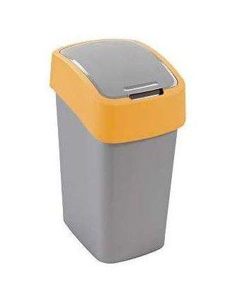Odpadkový koš Curver Flipbin 02170-535 10 l