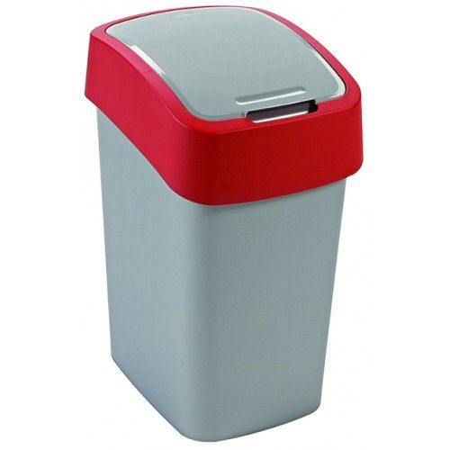 Odpadkový koš Curver 02170-728 Flipbin 10 l
