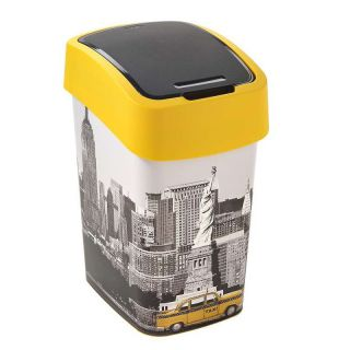 CURVER FLIPBIN NEW YORK odpadkový koš 25l