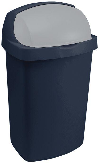 Koš na odpadky ROLL TOP 10 l – modrý CURVER