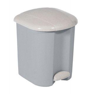 Odpadkový koš pedálový PEDALBIN 15l - luna CURVER