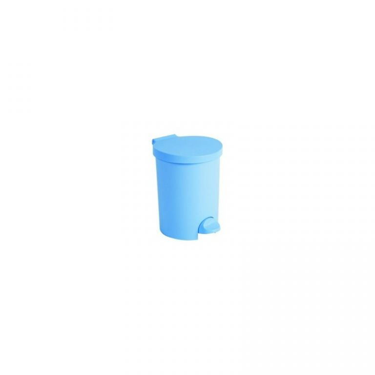 Koš odpadkový KULATÝ 15l - bílý CURVER