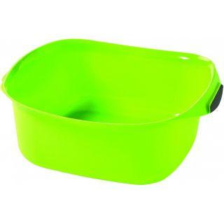 Umyvadlo SQUARE 10l - zelená CURVER