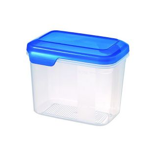 Plastová dóza FLEXI CHEF 1L - modré víko CURVER
