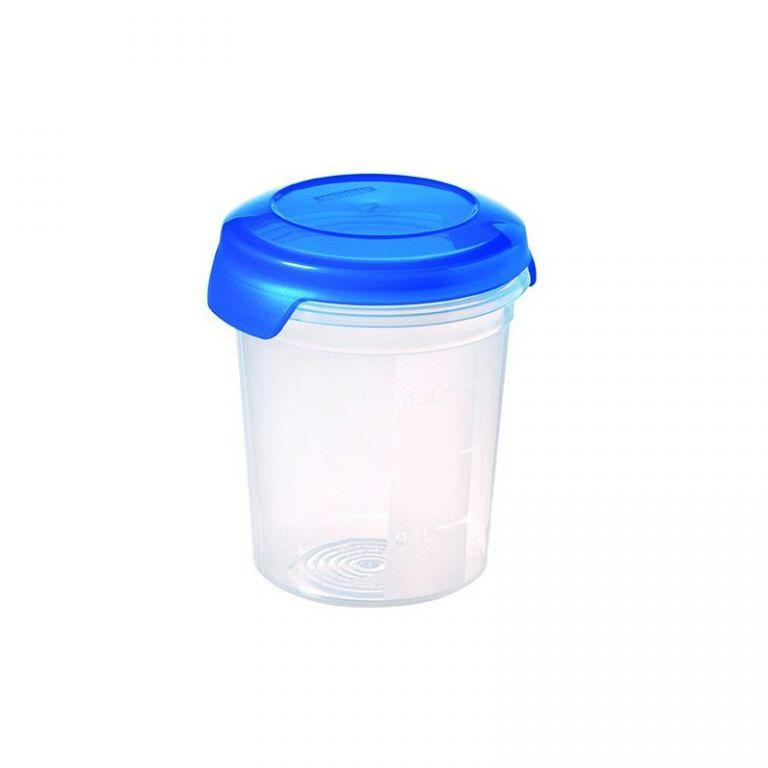 Plastová dóza FLEXI CHEF 0.5L - modrá  CURVER