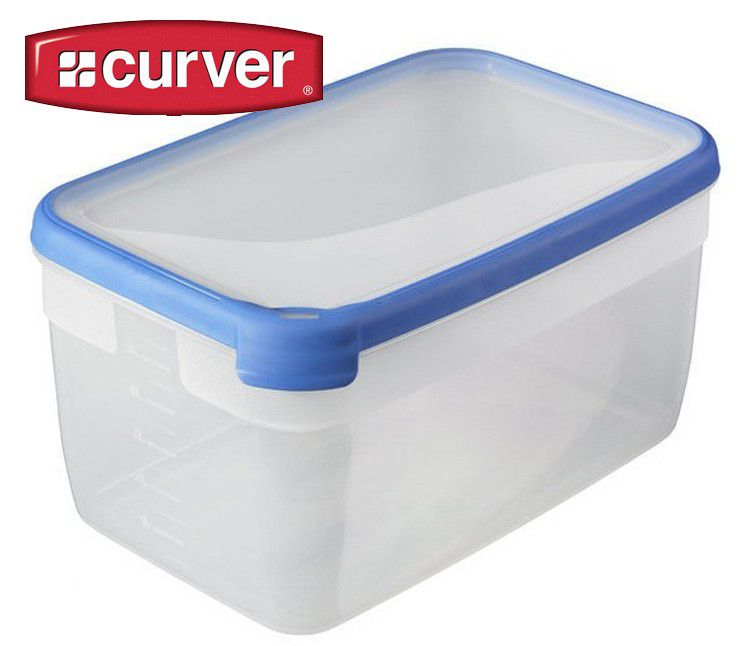 Plastová dóza GRAND CHEF 6,5l - modrá CURVER