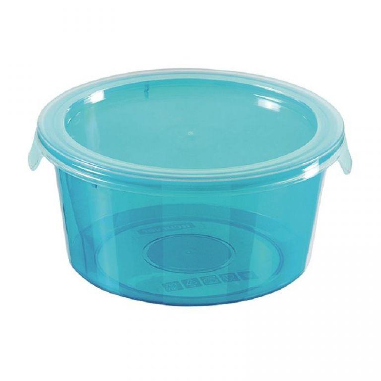 CURVER 32227 Plastová dóza DECO CHEF 1,2L - modrá