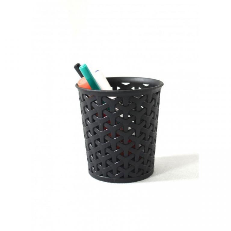 Kelímek na tužky Y STYLE -S- černý CURVER