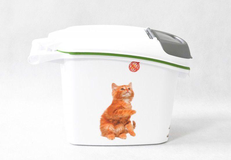 Kontejner na krmivo 6 kg - KOČKY CURVER