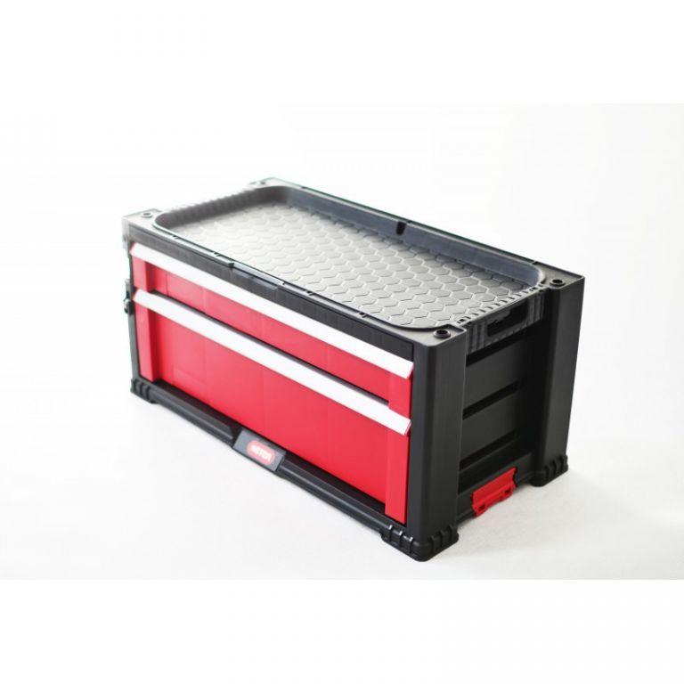 Box na nářadí KETER - 2 zásuvky CURVER