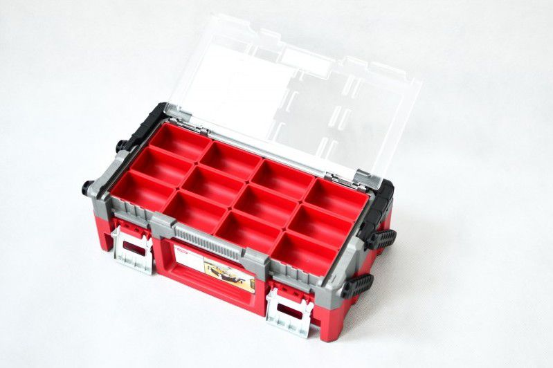 Kufřík na nářadí KETER '18' - 2 organizéry - MALÝ