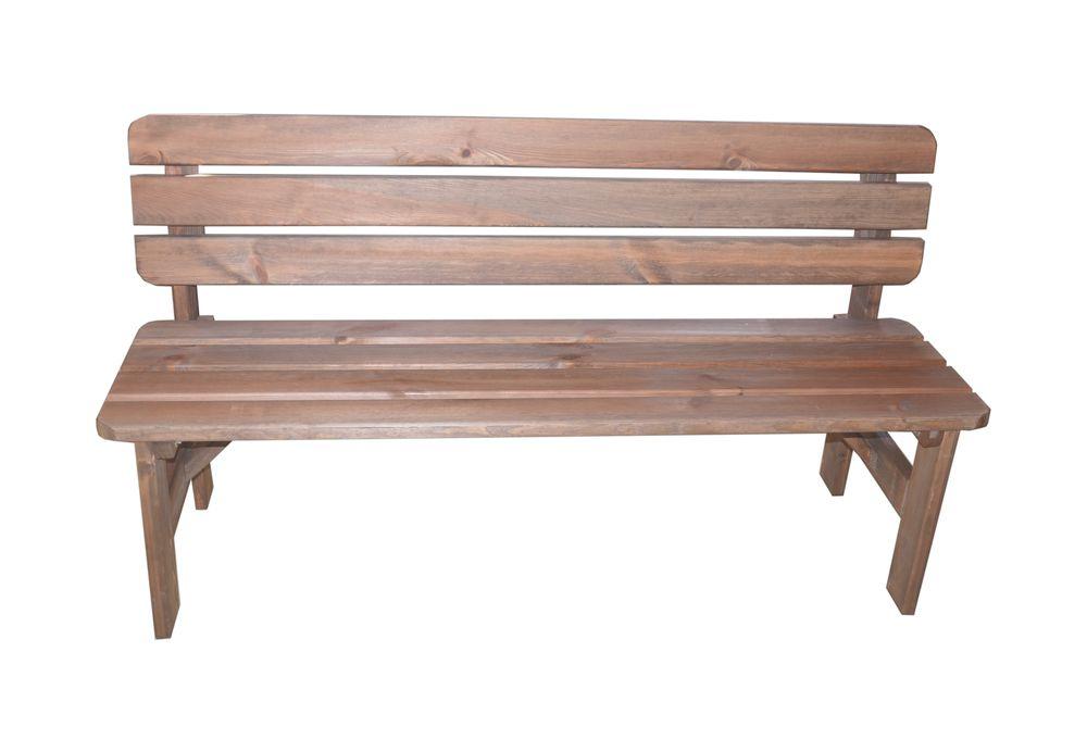 Tradgard MIRIAM 35272 Dřevěná lavice - 180CM