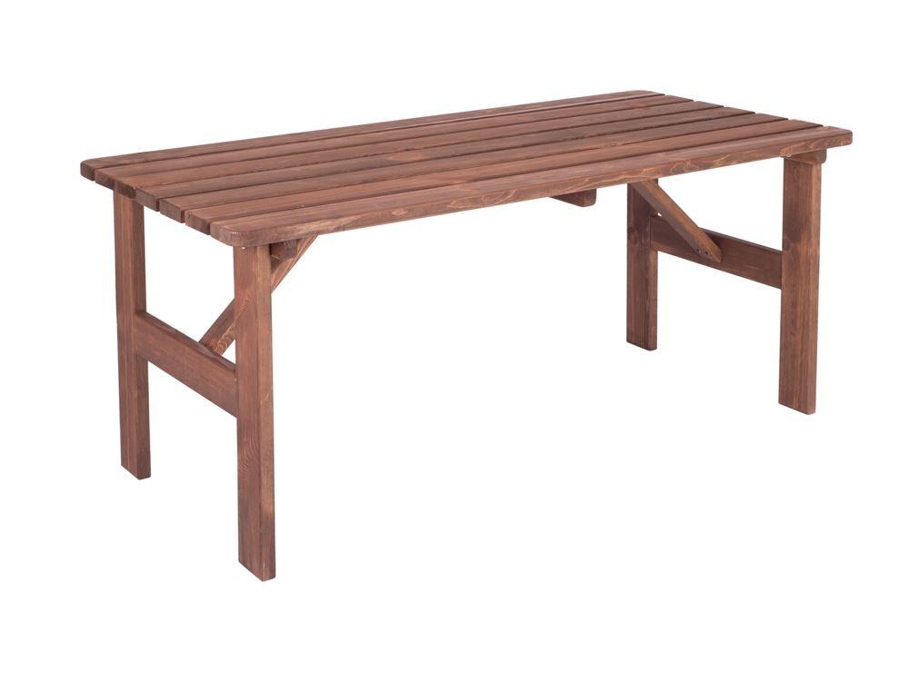 Dřevěný stůl MIRIAM - 200 CM