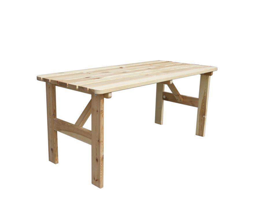 Dřevěný stůl VIKING - 200 CM