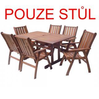 Dřevěný stůl VENUS