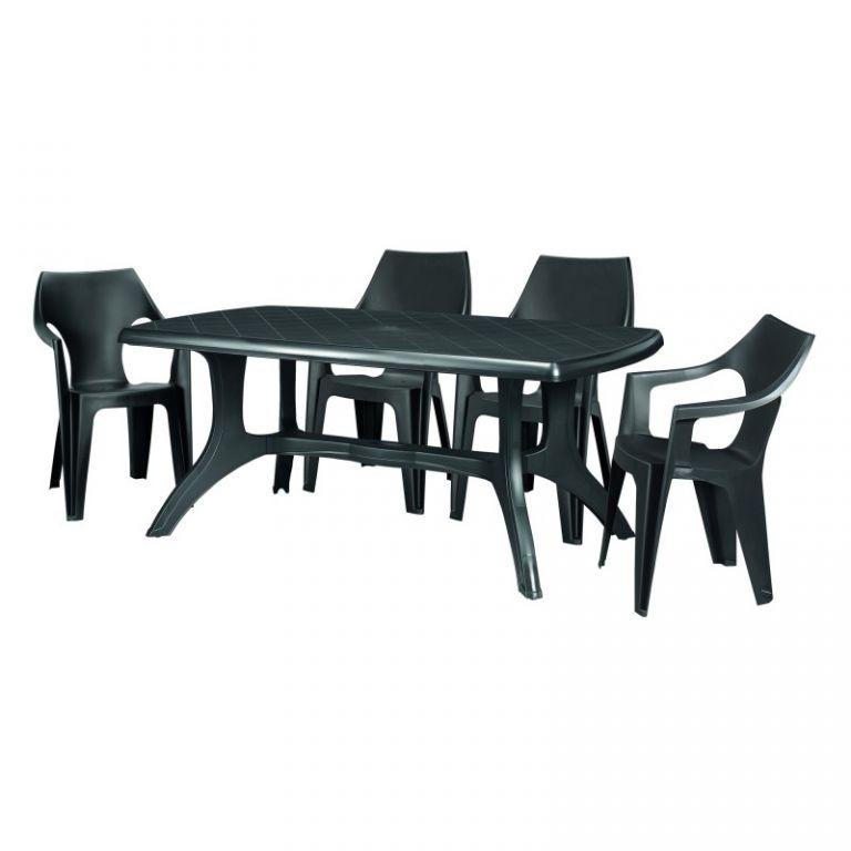 Plastový stůl WELLINGTON