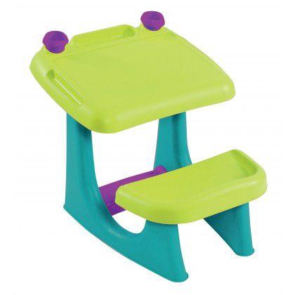 KETER SIT & DRAW stoleček na malování tyrkysová/zelená 17182806