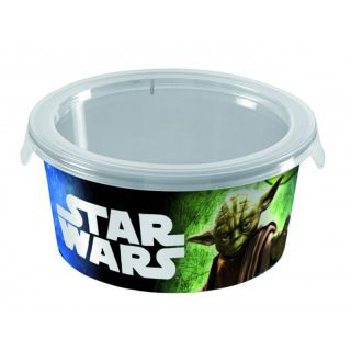 CURVER STAR WARS Svačinový box - 0,5L