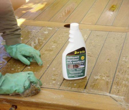 Čistič dřeva 650 ml