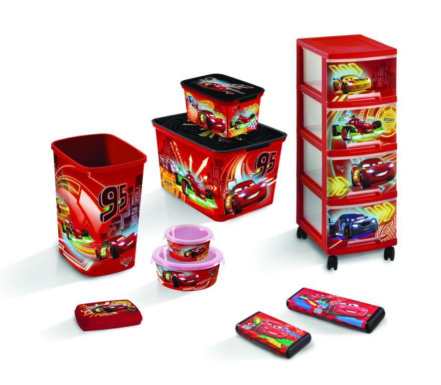 Svačinový box  - 1,2L - CARS CURVER