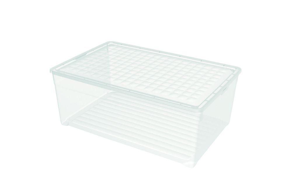 CURVER Úložný plastový box 45L R41134