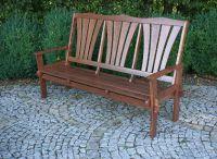 Tradgard MORENO Zahradní dřevěná lavice