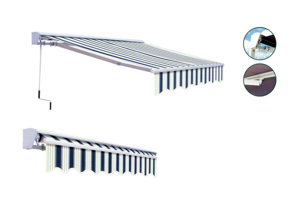 Markýza 3x2 m s krytem - vzor 318